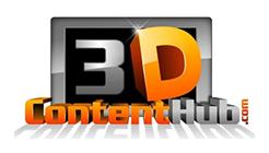 3D Content Hub